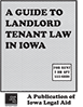 Landlord Tenant Law booklet cover